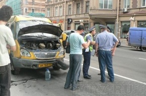 ДТП в Петроградском районе: подробности