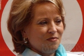 Противником Валентины Матвиенко на муниципальных выборах будет Сергей Андреев
