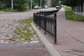 Петербургские улицы закрываются на ремонт