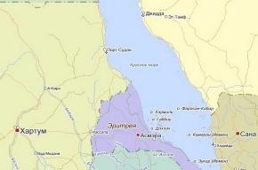 В Красном море затонуло судно с нелегальными мигрантами