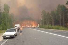 На Северо-западе не потушено 105 лесных пожаров