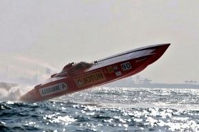 22 спортивные лодки будут сутки гонять по Неве