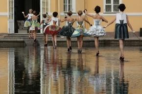 В Екатерининском парке 1 июля царило барокко