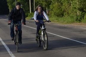 Милиция и покатушки: почему ГУВД не пустило велосипедистов «в ночное»