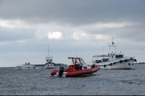 Фотографии операции по подъему с затонувшей «Булгарии» погибших детей попали в СМИ