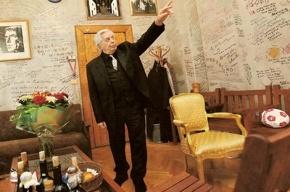 Кабинет Любимова сохранят для истории
