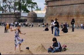 Фестиваль песчаных скульптур откроется 12 июля