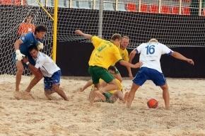 На Суперфинале по пляжному футболу изменилось расписание