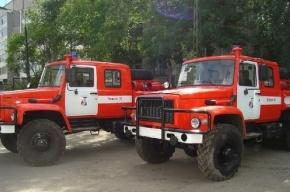 В Карелию поступила партия новой техники для тушения лесных пожаров