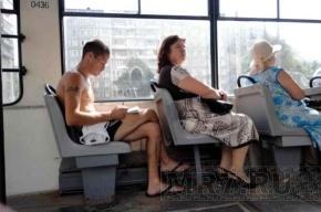 Мнение читателя: Голые в городе – всеобщее обалдевание