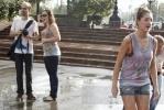 Фоторепортаж: «В Москве прошел финал акции «Порву за Путина»»