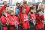 Фоторепортаж: «В Приморском районе Петербурга откроют школу парусного спорта»