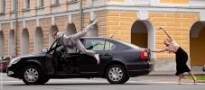 Танцующий Петербург под открытым небом: Фоторепортаж