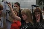 В Москве прошел финал акции «Порву за Путина»: Фоторепортаж