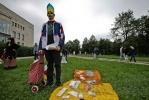 В Петербурге друзья по интернет-сообществу обменялись подарками: Фоторепортаж