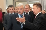 Полтавченко и Миллер открыли в Петербурге два спорткомплекса: Фоторепортаж
