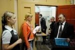 Журналисты считают, что их удаляли с избирательных участков незаконно: Фоторепортаж