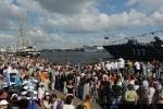Фоторепортаж: «Город отпраздновал День ВМФ: фоторепортаж»