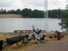 Фоторепортаж: «Второе Суздальское озеро арендовано на 3,5 года»