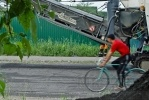 Фоторепортаж: «У жителей поселка Энколово украли дорогу»