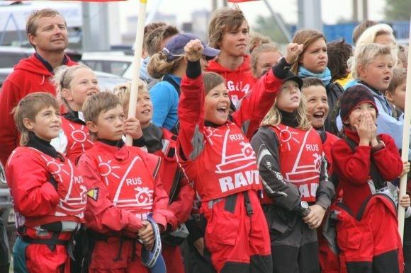 В Приморском районе Петербурга откроют школу парусного спорта: Фото