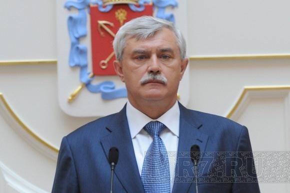 Инаугурация Георгия Полтавченко: фоторепортаж: Фото