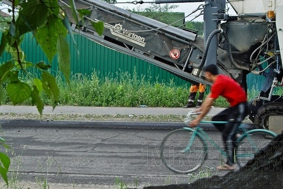 У жителей поселка Энколово украли дорогу: Фото