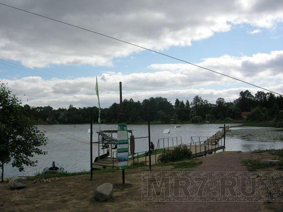 Второе Суздальское озеро арендовано на 3,5 года: Фото