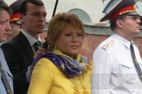 Валентина Матвиенко: «В Петербурге ни одно преступление не должно оставаться безнаказанным»