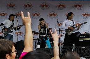 «Петербургские родители» провели благотворительный рок-концерт