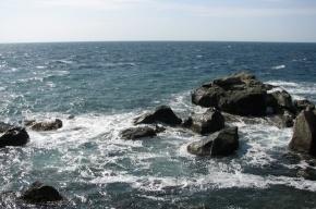 В Крыму спасали петербуржца, уплывшего в море на надувном матрасе