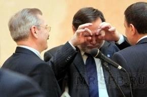 Нового губернатора Петербурга могут утвердить 31 августа