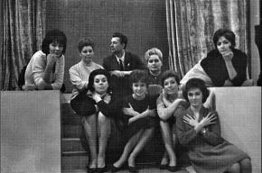 На Елагином острове весь август в моде ленинградский стиль 1960-70-х