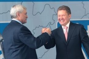 Полтавченко и Миллер открыли в Петербурге два спорткомплекса