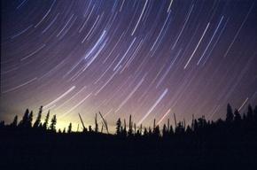 Сегодня ночью Земля пройдет сквозь метеорный поток