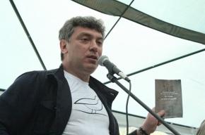 Сегодня судят Немцова