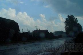 МЧС предупреждает о возможной грозе в Ленобласти