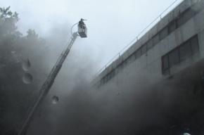 При пожаре в Петербурге погиб молодой сотрудник МЧС