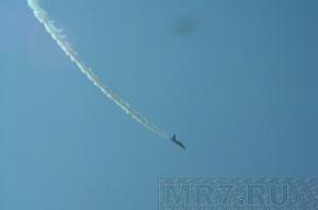 На МАКСЕ-2011 не смог взлететь новейший российский истребитель