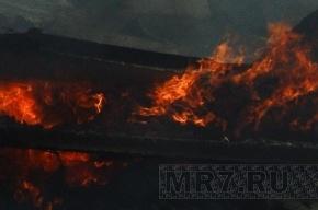 Пожар в Институте прикладной химии потушили быстро
