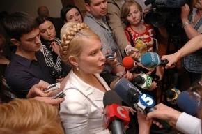 К суду над Тимошенко могут привлечь Путина