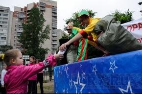 Муниципальные выборы: в «Петровском» очереди, на «Красненькой речке» - гуляния