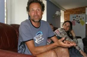 Клод Мортале уже 7 лет крутит педали велосипеда вокруг света