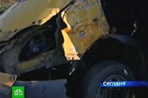 ДТП в Москве: Восемь пассажиров ранены, троих увезли в больницы на вертолете