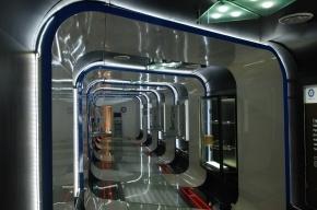 На Балтийский вокзал приехал поезд-выставка высоких технологий
