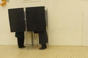 Муниципальные выборы в Петербурге проходят спокойно