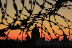 Каждое третье преступление в Петербурге совершается в общественном месте