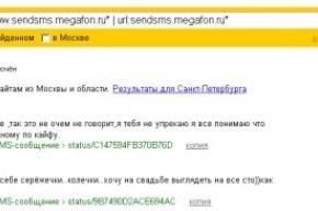 «Мегафон» отдаст 30 тысяч рублей за утечку СМС