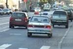 Фоторепортаж: «ДТП на Кондратьевском: велосипедист протаранил «Шкоду»»