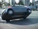 В Красногвардейском районе машина перевернулась при ДТП: Фоторепортаж